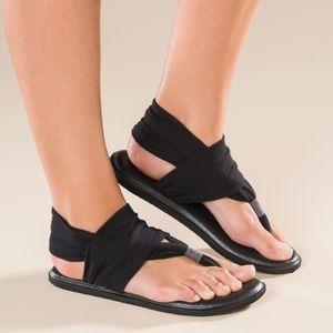 Sanuk Yoga Sling Sandals!